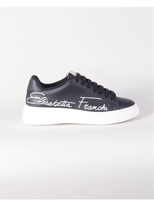 Sneakers firma Elisabetta Franchi ELISABETTA FRANCHI | Sneakers | SA31H16E2110