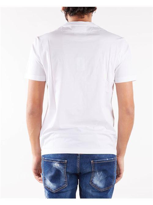 T-shirt basic con logo Emporio Armani EMPORIO ARMANI | T-shirt | 8N1TD21JGYZ146