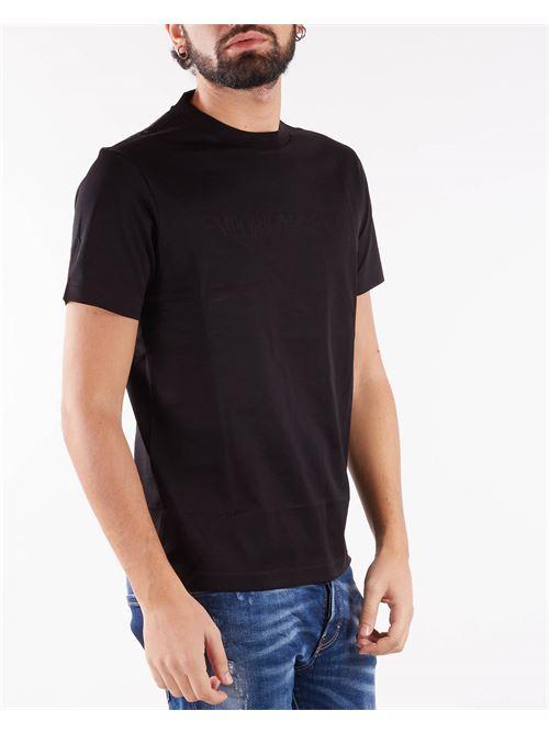 T-shirt basic con logo Emporio Armani EMPORIO ARMANI | T-shirt | 8N1TD21JGYZ21
