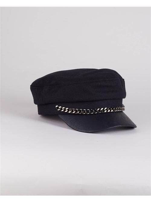 Cappello con catena Gio' Cellini GIO' CELLINI | Cappello | CP004NERO
