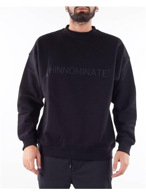 Felpa con logo Hinnominate HINNOMINATE | Felpa | ML16NERO
