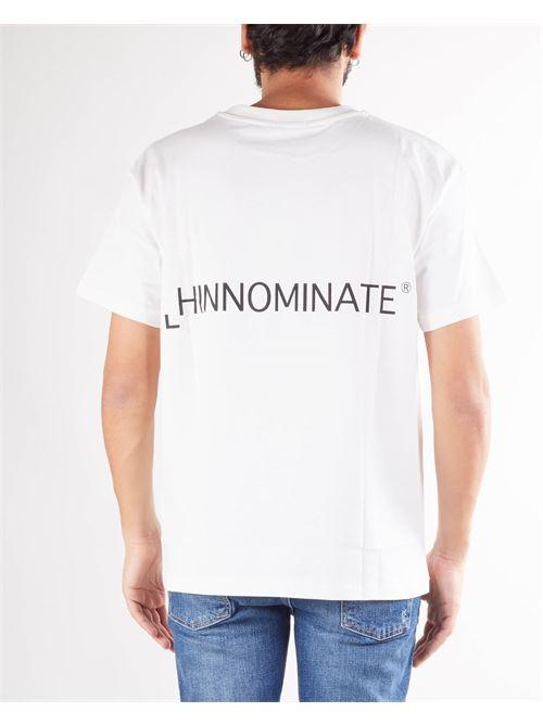 T-shirt con stampa Hinnominate HINNOMINATE | T-shirt | MM19BIANCO