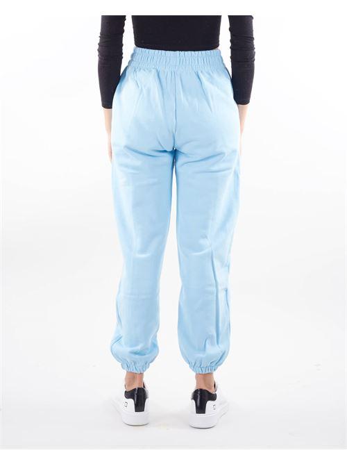 Pantalone con micro stampa logo Hinnominate HINNOMINATE | Pantalone | SP38CIELO