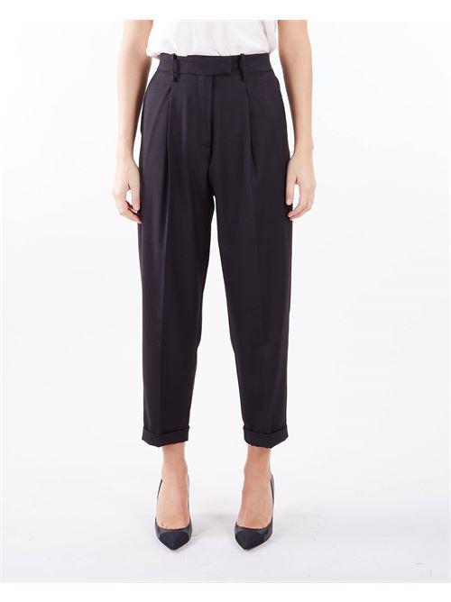 Pantalone con pences Imperial IMPERIAL | Pantalone | P9990012MNERO