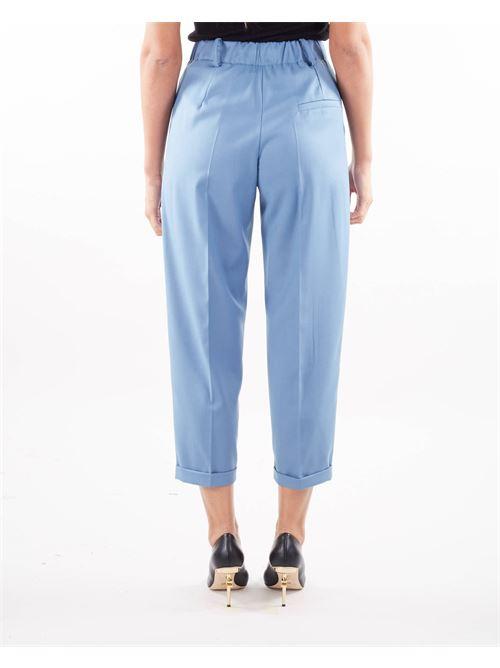 Pantalone con pences Imperial IMPERIAL | Pantalone | P9990012MPOLVERE