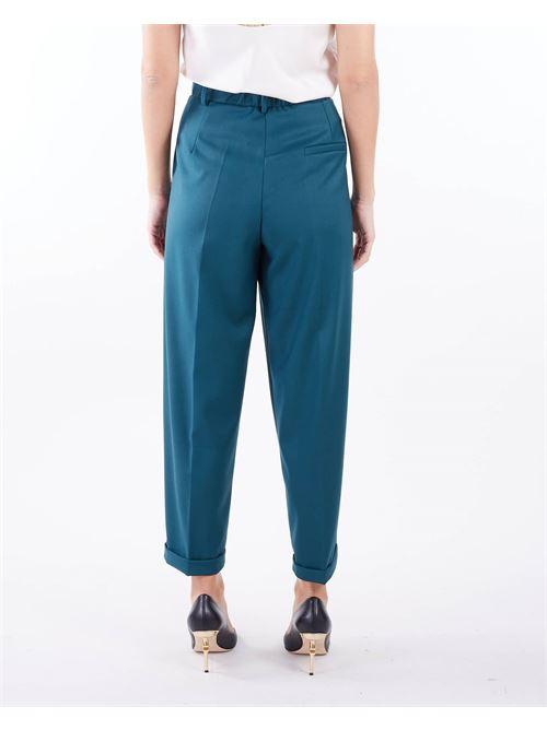 Pantalone con pences Imperial IMPERIAL | Pantalone | P9990012MVERDE