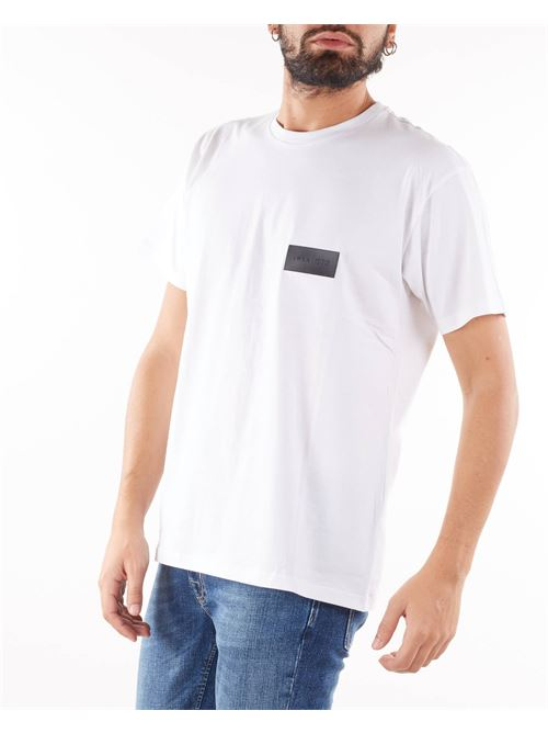 T-shirt con logo e stampa sul retro Low Brand LOW BRAND | T-shirt | L1TFW21225974A001