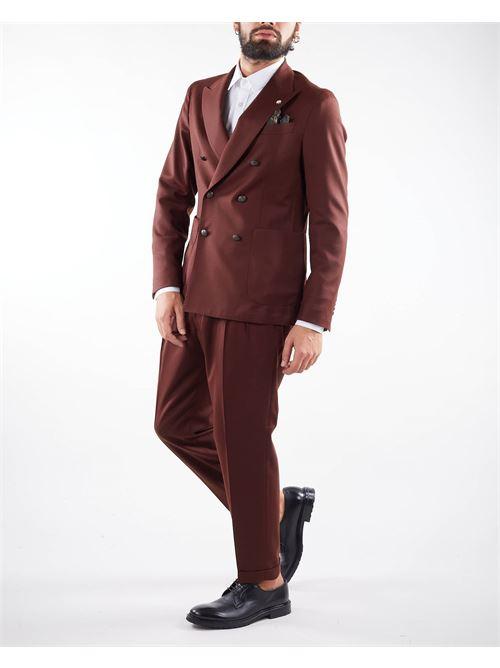 Giacca in lana doppiopetto Manuel Ritz MANUEL RITZ | Giacca | 3132G2738Y21050129