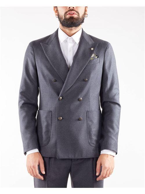 Giacca in lana doppiopetto Manuel Ritz MANUEL RITZ | Giacca | 3132G2738Y21050197