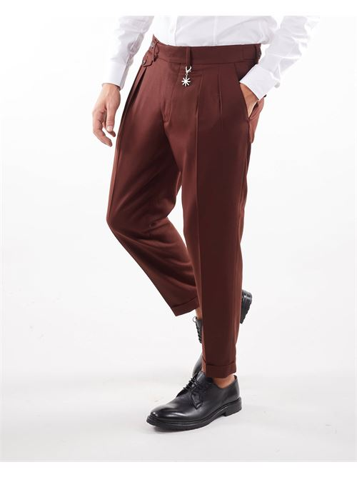 Pantalone con pences Manuel Ritz MANUEL RITZ | Pantalone | 3132P166821050129