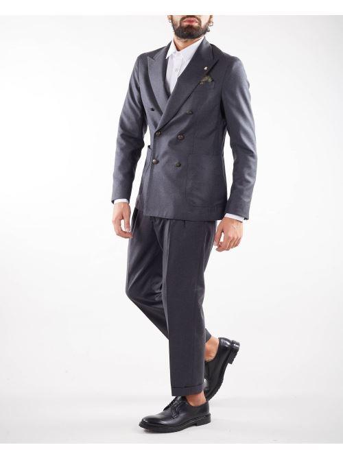 Pantalone con pences Manuel Ritz MANUEL RITZ | Pantalone | 3132P166821050197