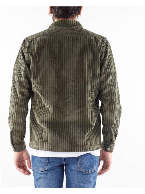 Maxi Camicia in velluto a costine Mastricamiciai MASTRICAMICIAI | Giacca | MC272PT027