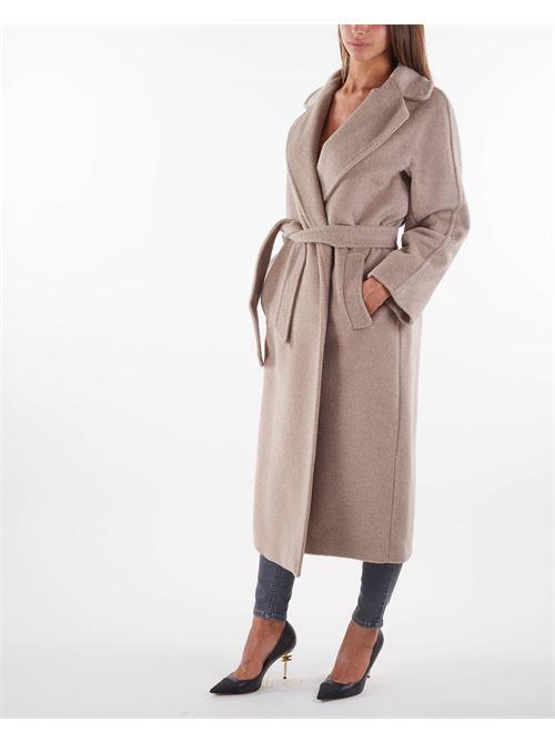 Cappotto a vestaglia in lana, alpaca e mohair Max Mara Weekend MAX MARA WEEKEND   Cappotto   DIEGO4