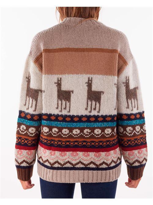 Cardigan in lana e mohair Max Mara Weekend MAX MARA WEEKEND | Cardigan | DISTEL1