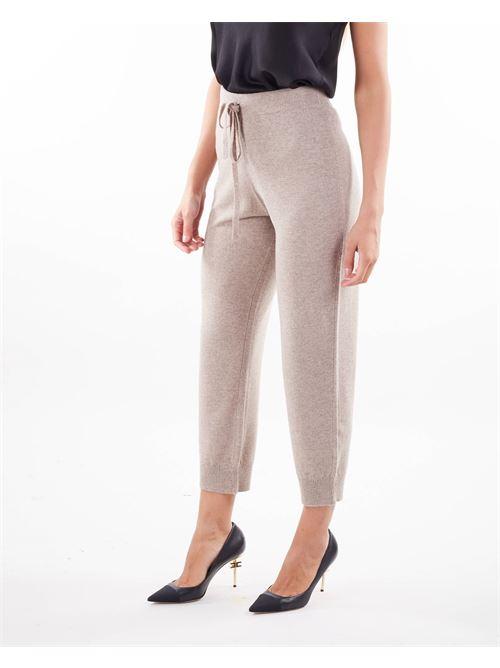 Pantaloni in filato di lana Max Mara Weekend MAX MARA WEEKEND   Pantalone   PATELLA4