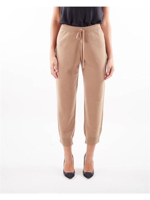 Pantaloni in filato di lana Max Mara Weekend MAX MARA WEEKEND | Pantalone | PATELLA5