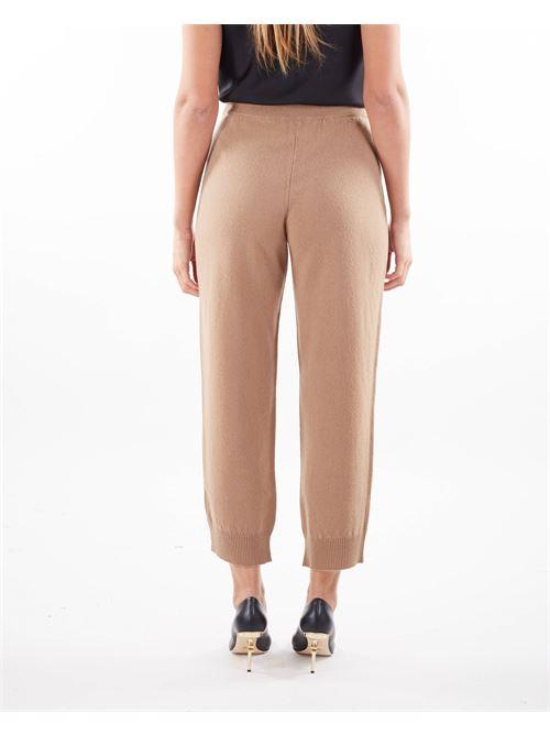 Pantaloni in filato di lana Max Mara Weekend MAX MARA WEEKEND   Pantalone   PATELLA5