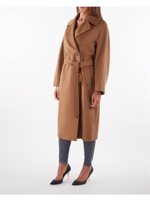 Cappotto in lana doppiopetto Max Mara Weekend MAX MARA WEEKEND   Cappotto   RESINA44