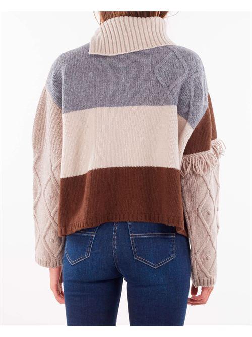 Maglia in filato di lana Max Mara Weekend MAX MARA WEEKEND | Maglia | VISINO1