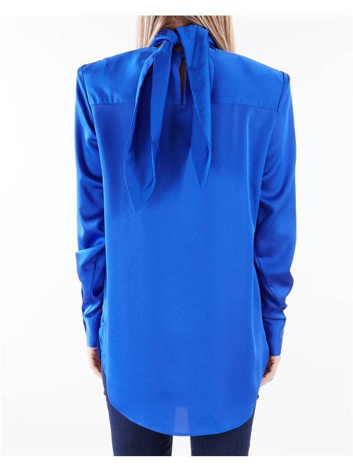 Camicia con collo alto Nineminutes NINEMINUTES   Camicia   CLOROYAL
