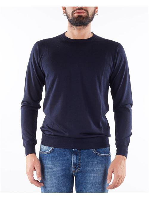 Maglia in lana rasata Paolo Pecora PAOLO PECORA | Maglia | A001F00166462