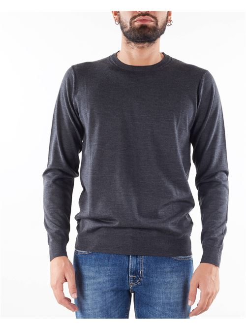 Maglia in lana rasata Paolo Pecora PAOLO PECORA | Maglia | A001F0018996