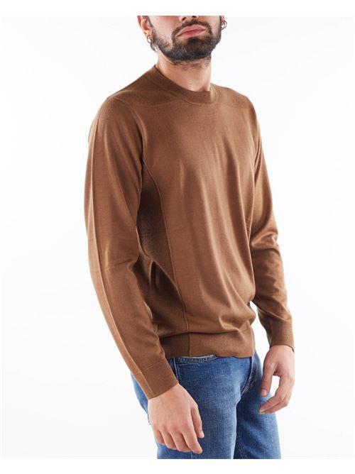 Maglia in lana rasata Paolo Pecora PAOLO PECORA | Maglia | A017F0011181