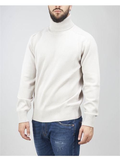 Maglia in lana collo alto Paolo Pecora PAOLO PECORA | Maglia | A05270151342