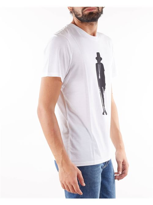 T-shirt con stampa Patrizia Pepe PATRIZIA PEPE | T-shirt | 5M1324AT23W103