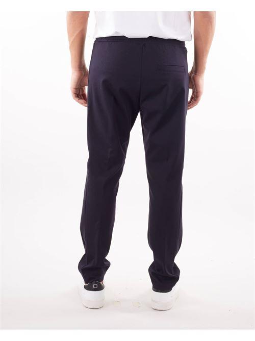 Pantalone con elastico in vita Patrizia Pepe PATRIZIA PEPE | Pantalone | 5P0488A714C166
