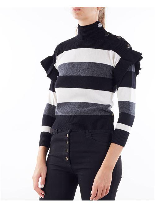 Maglia con rouches e bottoni Penny Black PENNY BLACK | Maglia | MARIANNA13