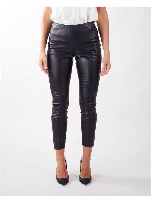 Pantalone Skinny in jersey spalmato Penny Black PENNY BLACK | Pantalone | PADRE1