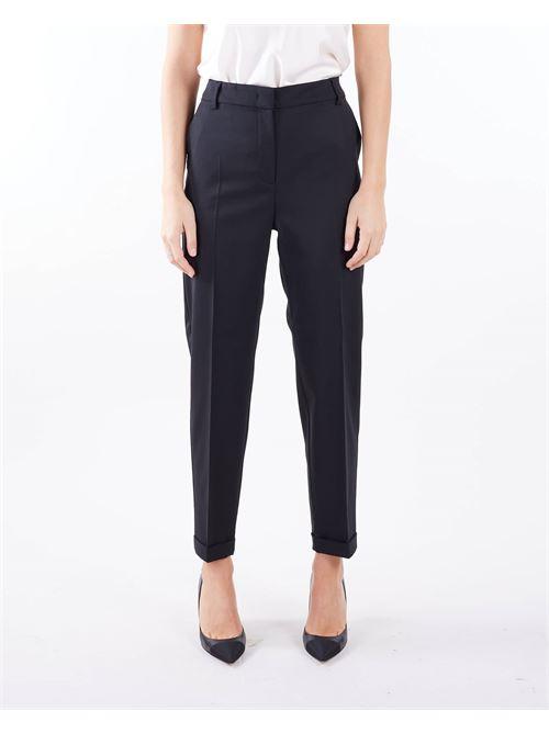 Pantaloni slim in lana stretch Penny Black PENNY BLACK   Pantalone   SETOLA3