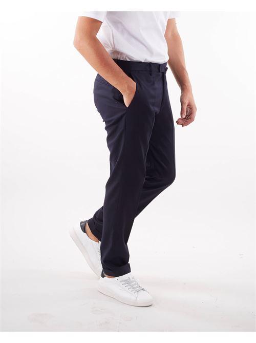 Pantalone in lana Quattro Decimi QUATTRO DECIMI | Pantalone | BG03SQD42112011