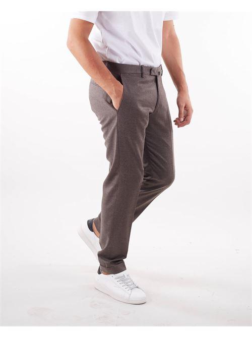Pantalone in lana Quattro Decimi QUATTRO DECIMI | Pantalone | BG03SQD42112036