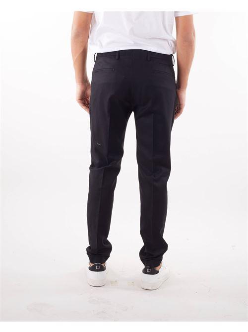 Pantalone in lana con pences Quattro Decimi QUATTRO DECIMI | Pantalone | BG07SQD42112010