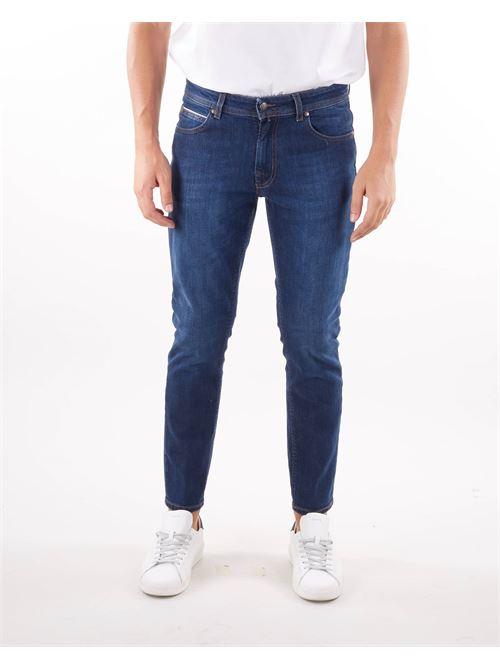 Jeans cinque tasche Quattro Decimi QUATTRO DECIMI   Jeans   RIBOTCQD42101611