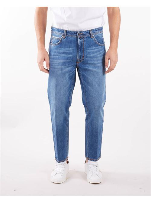Jeans lavaggio medio Quattro Decimi QUATTRO DECIMI   Jeans   VARENNEQD11