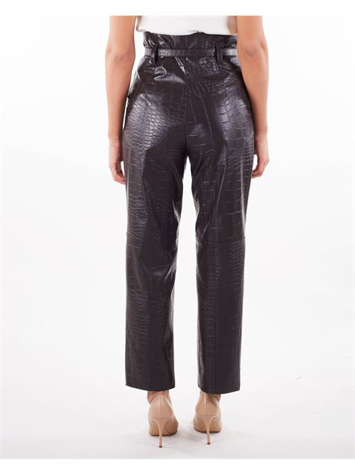 Pantalone in ecopelle Simona Corsellini SIMONA CORSELLINI | Pantalone | PA01201TEPL0007519