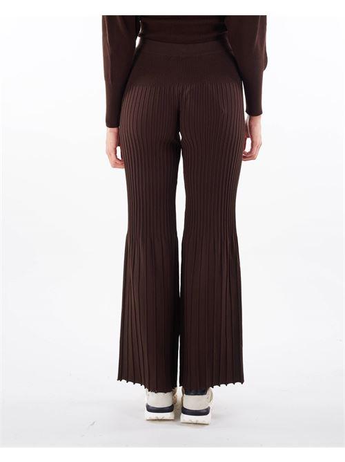 Pantalone in maglia a costine Simona Corsellini SIMONA CORSELLINI   Pantalone   PAE0101C0260001519