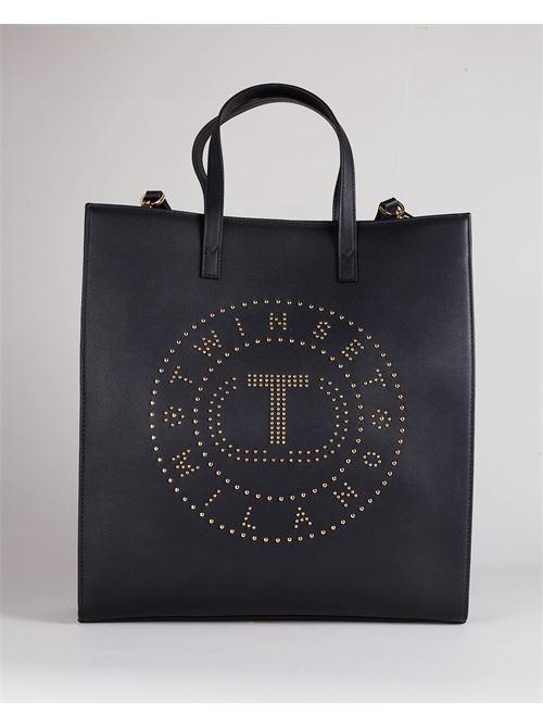 Borsa shopper con borchie Twinset TWIN SET | Borsa | TD81116