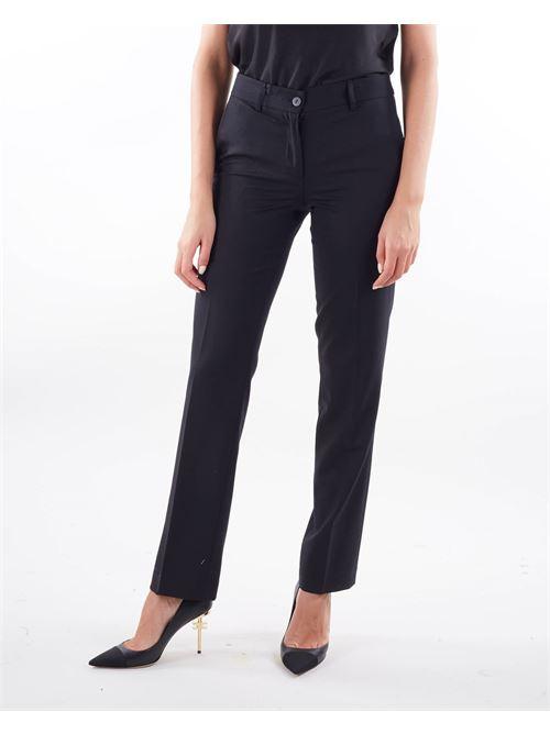 Pantaloni in lana Twinset TWIN SET | Pantalone | TP24916