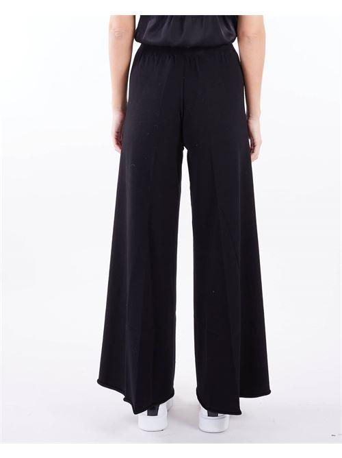 Pantalone in maglia a zampa Twinset TWIN SET | Pantalone | TP31146