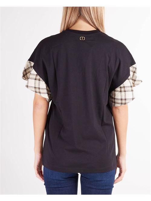 T-shirt con logo Twinset TWIN SET | T-shirt | TT23306