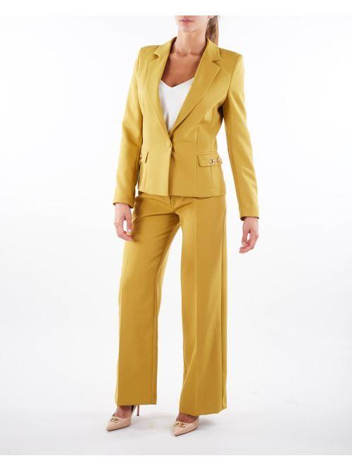 Pantalone con applicazioni in vita Vicolo VICOLO   Pantalone   TX0152SENAPE