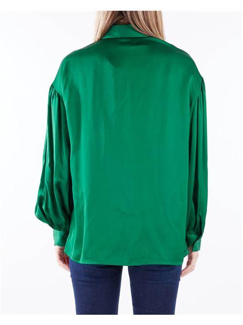 Camicia con rouches Vicolo VICOLO | Camicia | TX1157VERDE