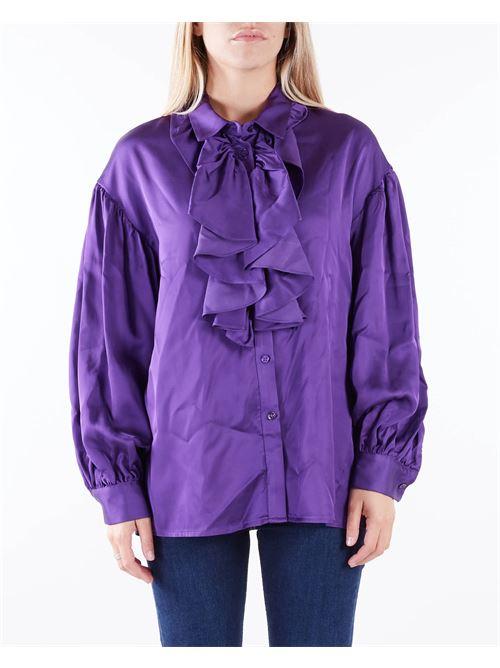 Camicia con rouches Vicolo VICOLO | Camicia | TX1157VIOLA