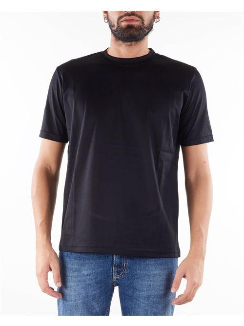 T-shirt basic Yes London YES LONDON | T-shirt | XM3928NERO