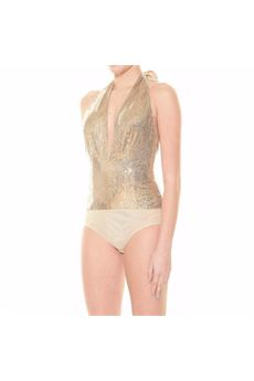 Body in paillettes Babylon BABYLON | Body | S00396ORO