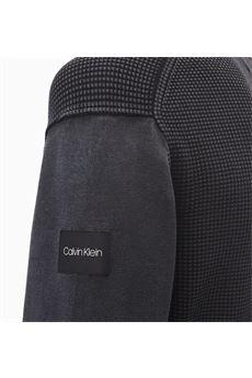 Maglione in cotone strutturato Calvin Klein CALVIN KLEIN | Maglione | K10K104928BDS